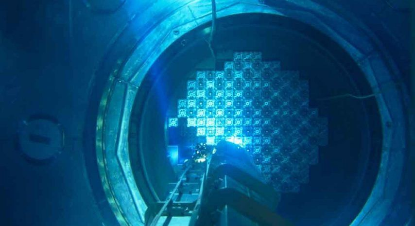 The nuclear french regulator approves the 50-year operation of 900 MWe reactors