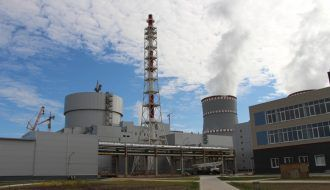 Leningrado 6, nuevo reactor nuclear en servicio en Rusia