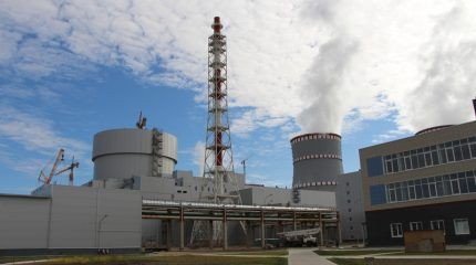 Unit 6 of Leningrad nuclear power plant commissioned for commercial operation