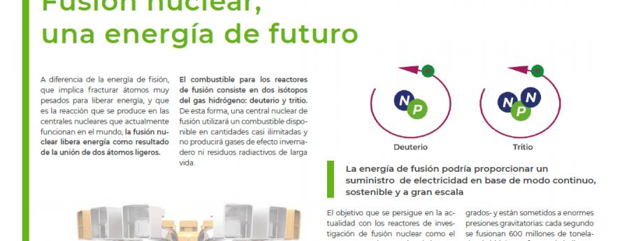 Fusión nuclear: una energía de futuro