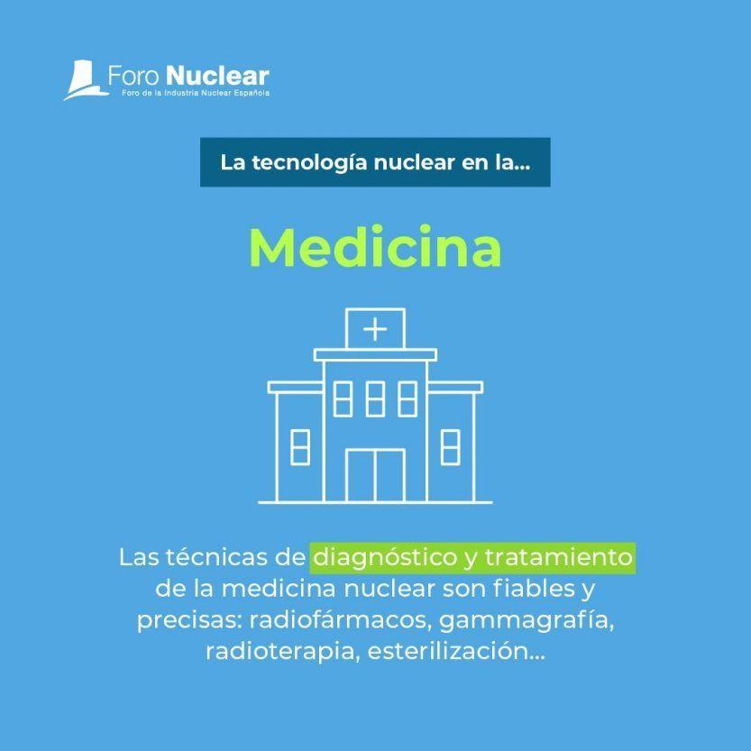 Aplicaciones nucleares medicina