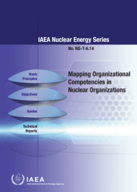 Mapping Organizational Competencies in Nuclear Organizations. IAEA Nuclear Energy Series No. NG-T-6.14