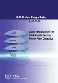 Asset Management for Sustainable Nuclear Power Plant Operation. IAEA Nuclear Energy Series No. NR-T-3.33