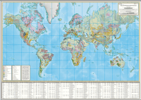 World Distribution of Uranium Provinces