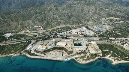 1.500 profesionales trabajan en la 24ª recarga de combustible de la central nuclear Vandellós II