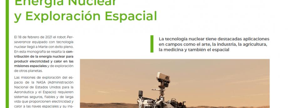 Energía nuclear y exploración espacial