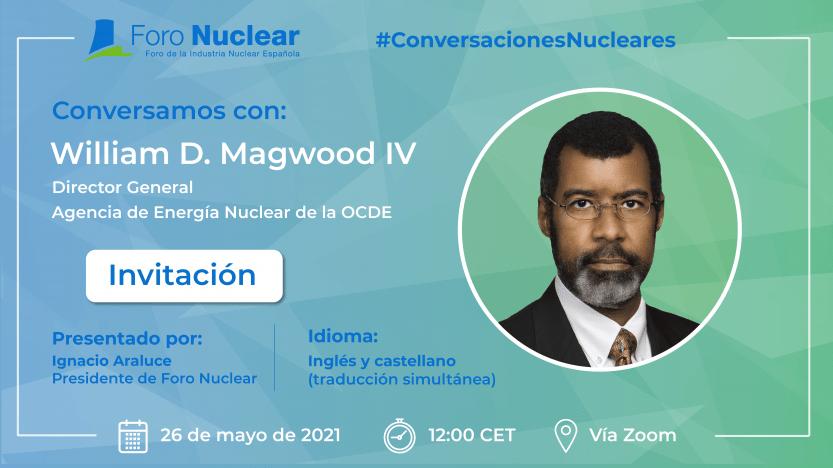 ConversacionesNucleares con Director General NEA OCDE_Twitter