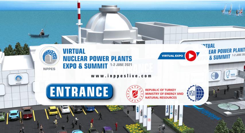 "Convocatoria para participar en la ""Virtual nuclear power plant expo & summit"""