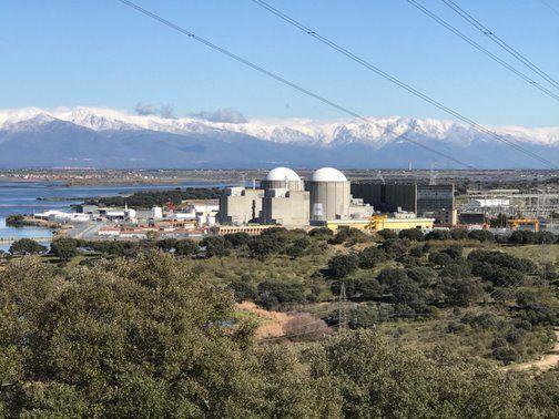 Almaraz Nuclear Power Plant