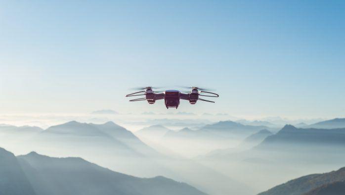 Drones para monitorizar la radiación