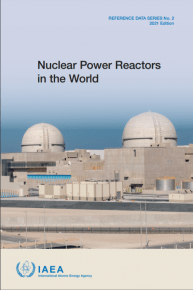 Nuclear Power Reactors in the World. 2021 Edition